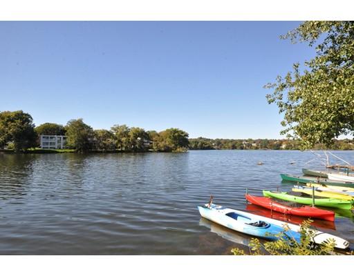 Condominium for Sale at 18 Hamilton Road 18 Hamilton Road Arlington, Massachusetts 02474 United States
