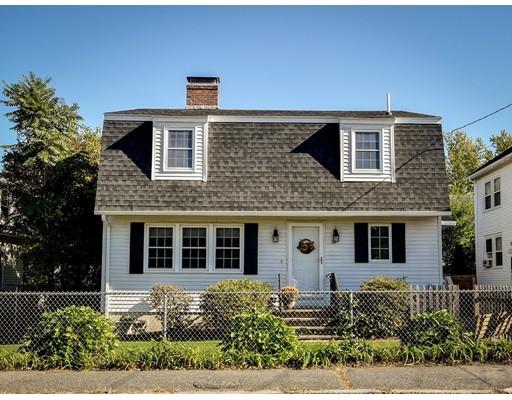 Casa Unifamiliar por un Venta en 38 Dow Street 38 Dow Street Framingham, Massachusetts 01702 Estados Unidos