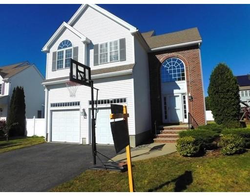 Частный односемейный дом для того Продажа на 35 Tea Party Way 35 Tea Party Way Malden, Массачусетс 02148 Соединенные Штаты