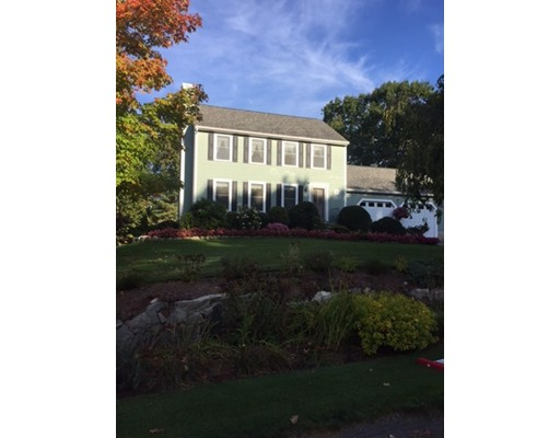 Single Family Home for Sale at 4 Magnolia Drive 4 Magnolia Drive Ayer, Massachusetts 01432 United States
