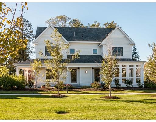 واحد منزل الأسرة للـ Sale في 16 Stonebridge Road 16 Stonebridge Road Ipswich, Massachusetts 01938 United States