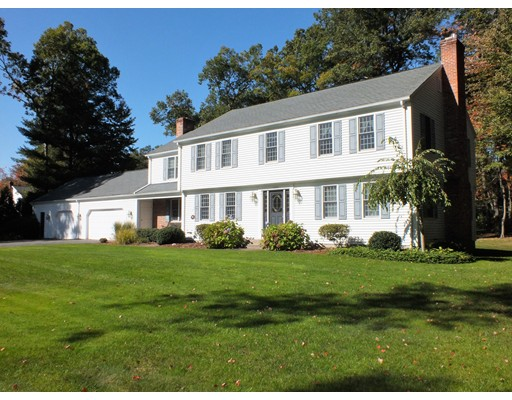 Casa Unifamiliar por un Venta en 1258 Williams Street 1258 Williams Street Longmeadow, Massachusetts 01106 Estados Unidos