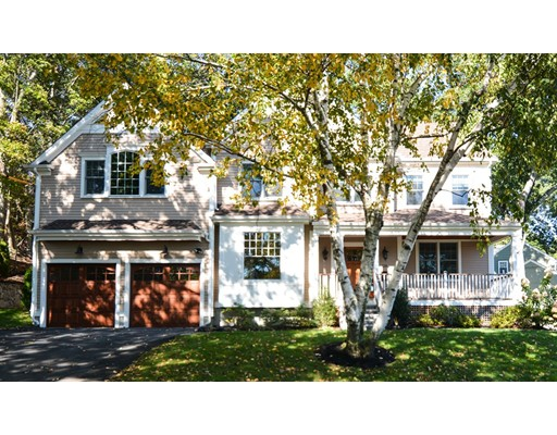 Single Family Home for Sale at 124 Arlington Street 124 Arlington Street Winchester, Massachusetts 01890 United States