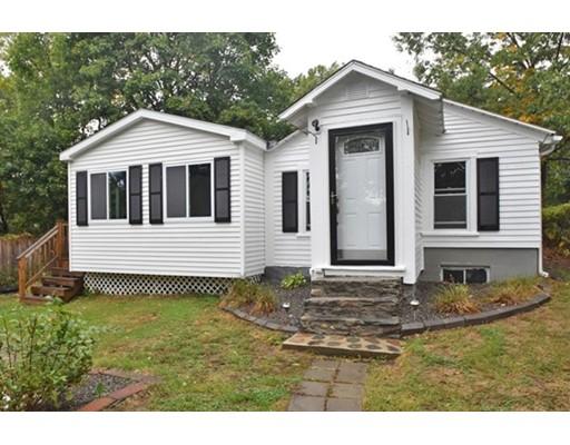 独户住宅 为 销售 在 14 Kenmore Street 伍斯特, 马萨诸塞州 01606 美国