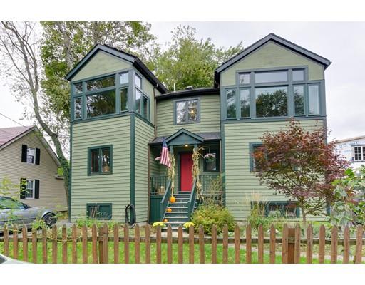 단독 가정 주택 용 매매 에 51 Paine Street 51 Paine Street Boston, 매사추세츠 02131 미국