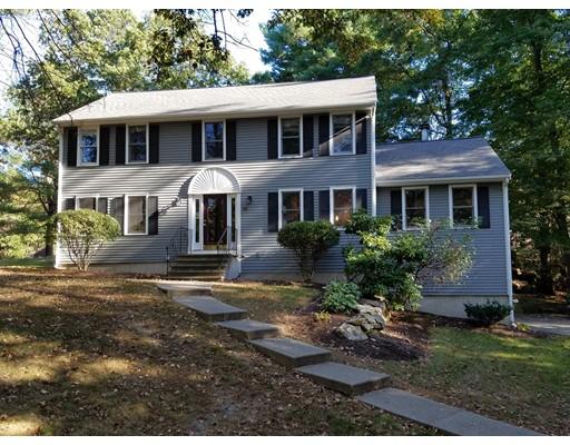 Частный односемейный дом для того Продажа на 39 Tudor Lane 39 Tudor Lane Ashland, Массачусетс 01721 Соединенные Штаты