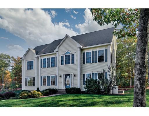 独户住宅 为 销售 在 11 Long Hill Road 11 Long Hill Road Hollis, 新罕布什尔州 03049 美国