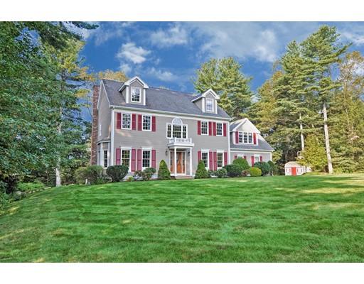 Casa Unifamiliar por un Venta en 30 Alberta Lane 30 Alberta Lane Holliston, Massachusetts 01746 Estados Unidos
