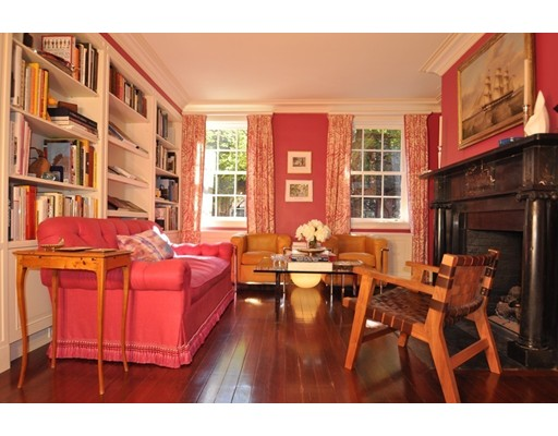 Additional photo for property listing at 5 Charles River Sq  Boston, Massachusetts 02114 Estados Unidos