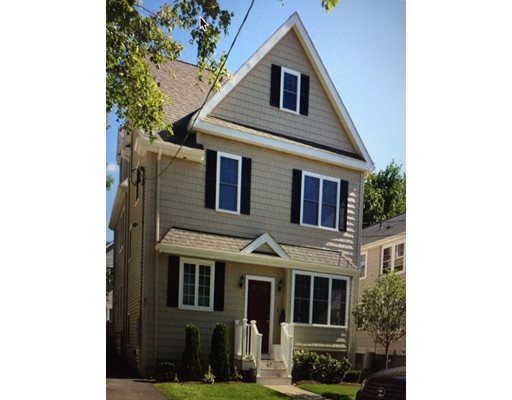 Single Family Home for Rent at 67 Davis Road 67 Davis Road Belmont, Massachusetts 02478 United States
