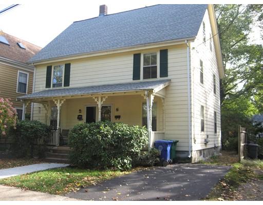 独户住宅 为 出租 在 49 Clinton Place 牛顿, 马萨诸塞州 02459 美国