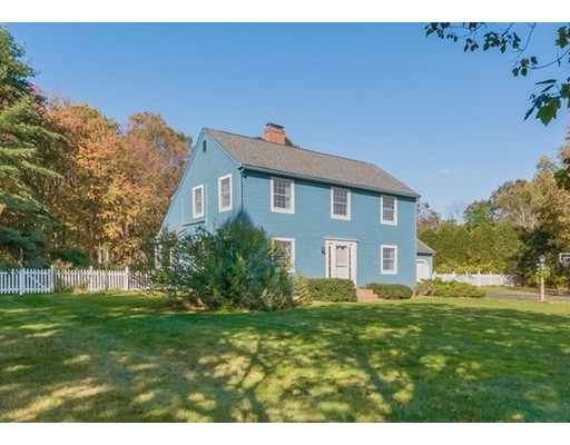Maison unifamiliale pour l Vente à 3 Coventry Wood Road 3 Coventry Wood Road Bolton, Massachusetts 01740 États-Unis