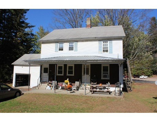Multi-Family Home for Sale at 105 Sunderland Road 105 Sunderland Road Deerfield, Massachusetts 01373 United States