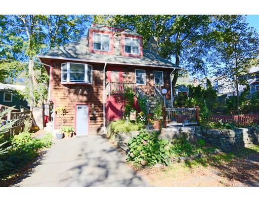 独户住宅 为 销售 在 57 Bennett Road 马布尔黑德, 马萨诸塞州 01945 美国
