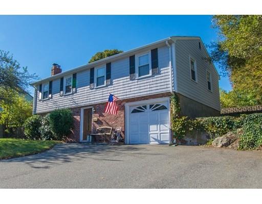 Частный односемейный дом для того Продажа на 350 SHAW Street 350 SHAW Street Braintree, Массачусетс 02184 Соединенные Штаты