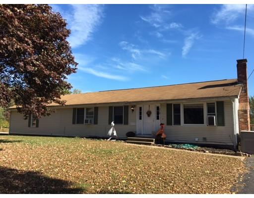 Single Family Home for Sale at 212 Mendon Street 212 Mendon Street Blackstone, Massachusetts 01504 United States