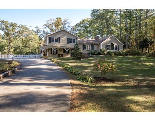 Частный односемейный дом для того Продажа на 1599 N Brookfield Road 1599 N Brookfield Road Oakham, Массачусетс 01068 Соединенные Штаты