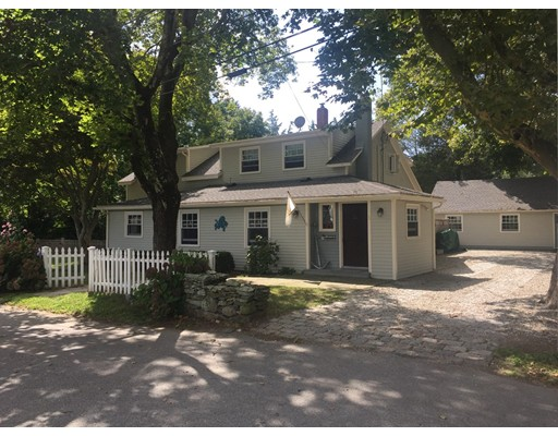Single Family Home for Sale at 8 George Street 8 George Street Warren, Rhode Island 02885 United States