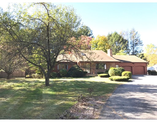 Single Family Home for Sale at 728 Suffield Street 728 Suffield Street Agawam, Massachusetts 01001 United States