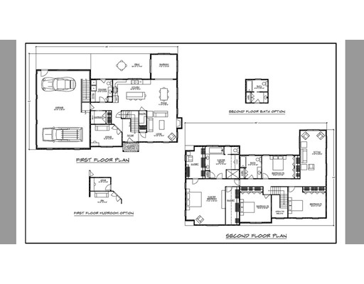 واحد منزل الأسرة للـ Sale في 313 Brigham St (LOT 1) 313 Brigham St (LOT 1) Northborough, Massachusetts 01532 United States