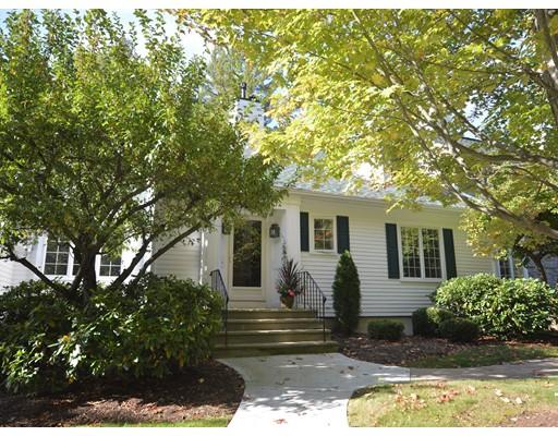 Кондоминиум для того Продажа на 21 Bartlett's Reach 21 Bartlett's Reach Amesbury, Массачусетс 01913 Соединенные Штаты