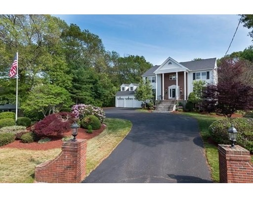 Single Family Home for Sale at 91 Summit Ridge Drive 91 Summit Ridge Drive Braintree, Massachusetts 02184 United States