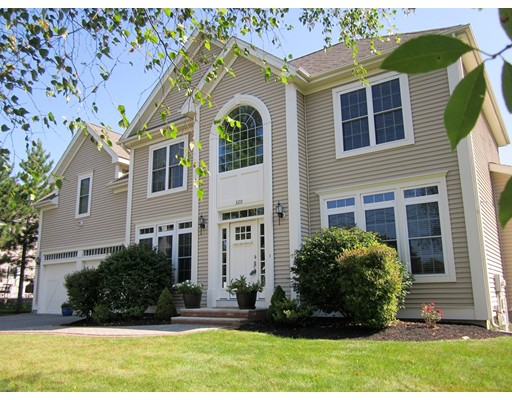 Частный односемейный дом для того Продажа на 320 Bullard Street 320 Bullard Street Holden, Массачусетс 01520 Соединенные Штаты