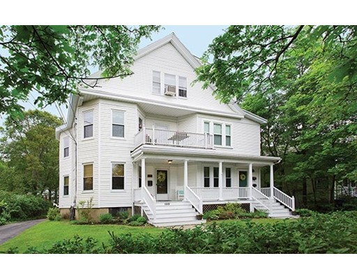 Single Family Home for Rent at 123 Norwood Avenue Newton, Massachusetts 02460 United States