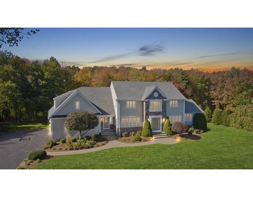 Частный односемейный дом для того Продажа на 36 South Brook Road 36 South Brook Road East Longmeadow, Массачусетс 01028 Соединенные Штаты