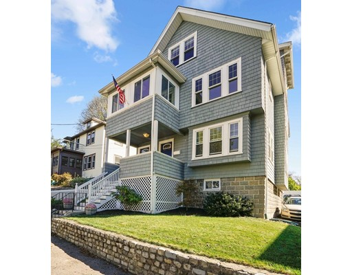 Πολυκατοικία ατομικής ιδιοκτησίας για την Πώληση στο 18 Alma Avenue 18 Alma Avenue Belmont, Μασαχουσετη 02478 Ηνωμενεσ Πολιτειεσ