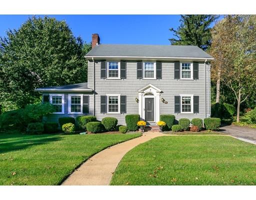 Μονοκατοικία για την Πώληση στο 69 Parkinson Street 69 Parkinson Street Needham, Μασαχουσετη 02492 Ηνωμενεσ Πολιτειεσ