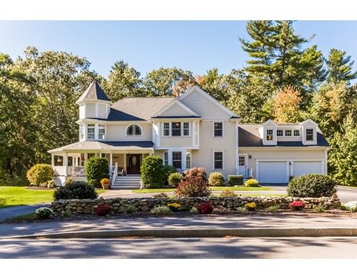 独户住宅 为 销售 在 38 South Street 38 South Street Norwell, 马萨诸塞州 02061 美国