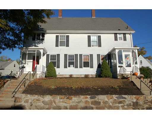Single Family Home for Sale at 3 Soward St - 1/2 Duplex 3 Soward St - 1/2 Duplex Hopedale, Massachusetts 01747 United States