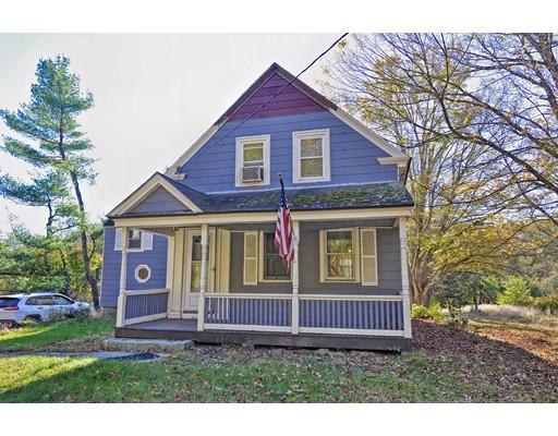 Casa Unifamiliar por un Venta en 1768 Washington Street 1768 Washington Street Holliston, Massachusetts 01746 Estados Unidos