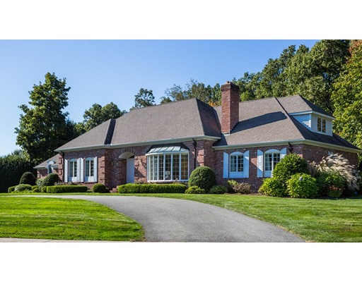 Single Family Home for Sale at 386 Green Hill Road 386 Green Hill Road Longmeadow, Massachusetts 01106 United States