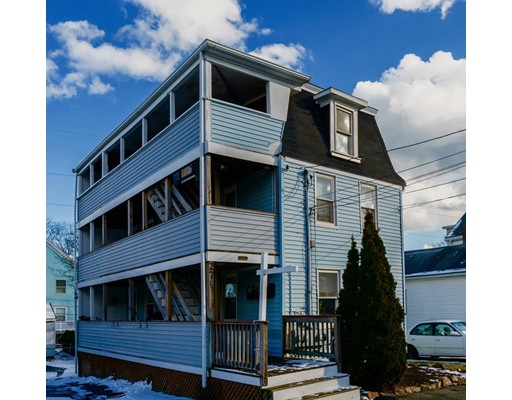 Single Family Home for Rent at 27 Wellman Street 27 Wellman Street Beverly, Massachusetts 01915 United States