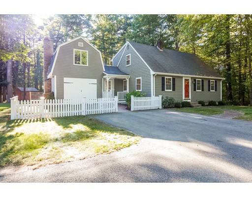 Частный односемейный дом для того Продажа на 178 Main Street 178 Main Street Hanover, Массачусетс 02339 Соединенные Штаты
