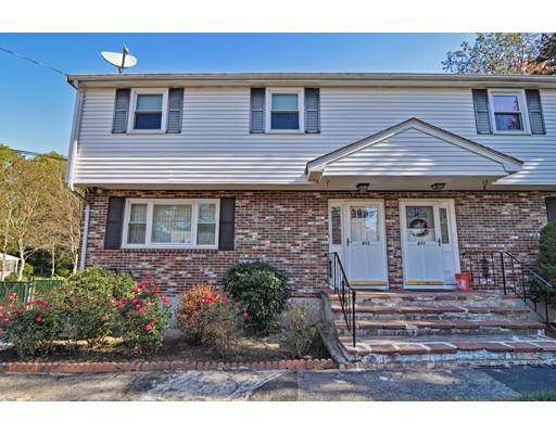 共管式独立产权公寓 为 销售 在 433 South Street 433 South Street Holbrook, 马萨诸塞州 02343 美国