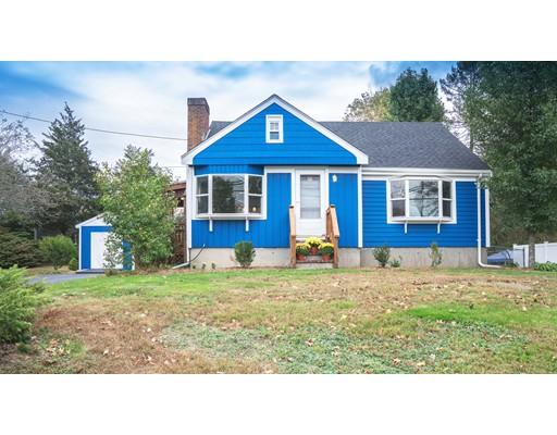 Casa Unifamiliar por un Venta en 1 FOREST STREET 1 FOREST STREET Franklin, Massachusetts 02308 Estados Unidos