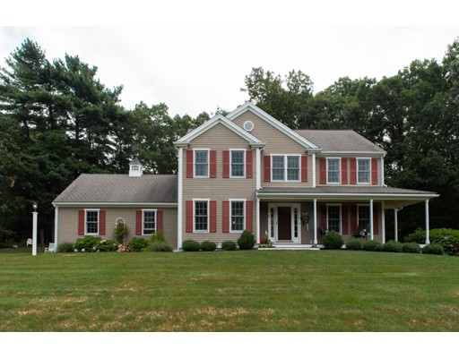 Single Family Home for Sale at 111 Wintergreen Farm Road 111 Wintergreen Farm Road Pembroke, Massachusetts 02359 United States
