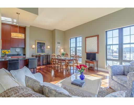 Appartement en copropriété pour l à louer à 29 Otis St #603 29 Otis St #603 Cambridge, Massachusetts 02141 États-Unis