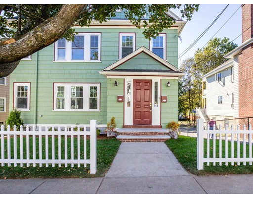 Condominium for Sale at 48 SANBORN AVENUE 48 SANBORN AVENUE Boston, Massachusetts 02132 United States