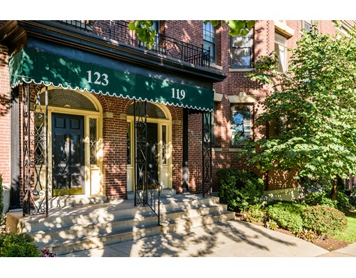 Condominium for Sale at 123 Freeman Street 123 Freeman Street Brookline, Massachusetts 02446 United States