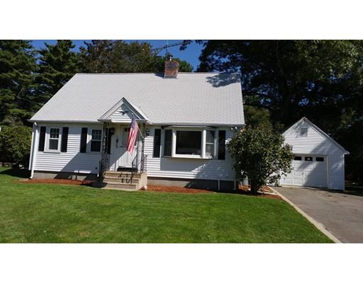 Casa Unifamiliar por un Venta en 92 Linwood Street 92 Linwood Street Brockton, Massachusetts 02301 Estados Unidos