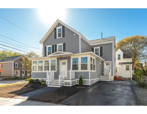 Single Family Home for Sale at 4 Vine Street 4 Vine Street Melrose, Massachusetts 02176 United States