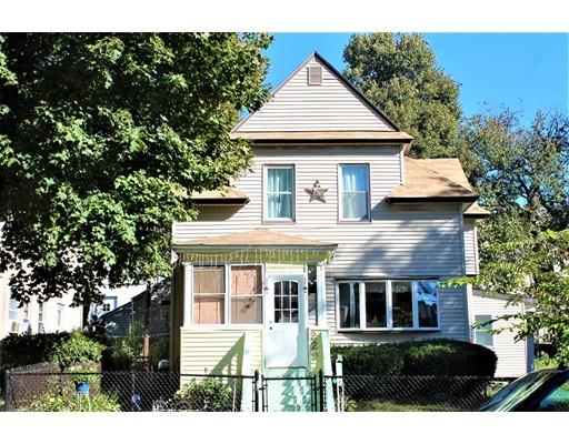 Maison unifamiliale pour l Vente à 229 Fairmont Avenue 229 Fairmont Avenue Worcester, Massachusetts 01604 États-Unis