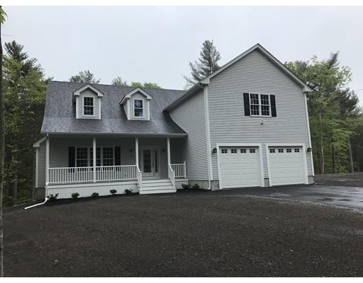 واحد منزل الأسرة للـ Sale في 262 Collins Corner (Lot 1) 262 Collins Corner (Lot 1) Dartmouth, Massachusetts 02747 United States