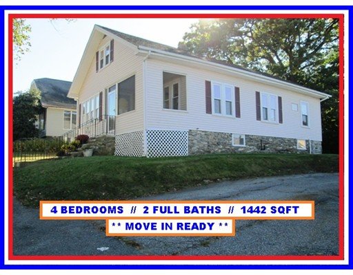 Maison unifamiliale pour l Vente à 76 FARRAR Avenue 76 FARRAR Avenue Worcester, Massachusetts 01604 États-Unis