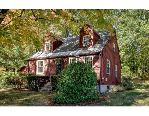 Частный односемейный дом для того Продажа на 40 Cutler Drive 40 Cutler Drive Ashland, Массачусетс 01721 Соединенные Штаты