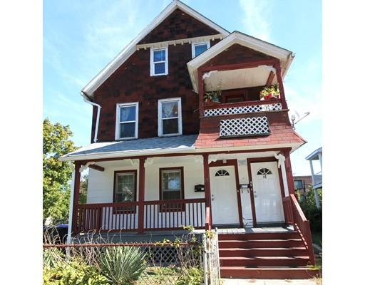 Casa Multifamiliar por un Venta en 15 Cambridge Street Springfield, Massachusetts 01109 Estados Unidos